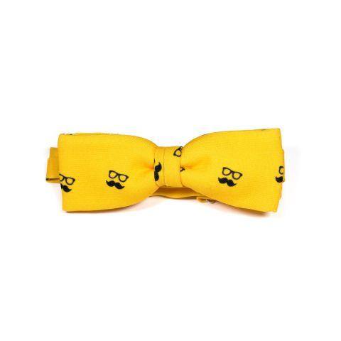 Pajarita Unisex Colton Yellow