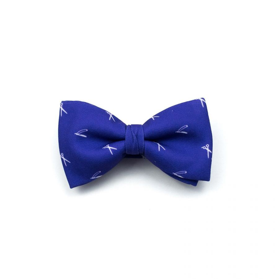 Barber Scissors Classic Bow Tie