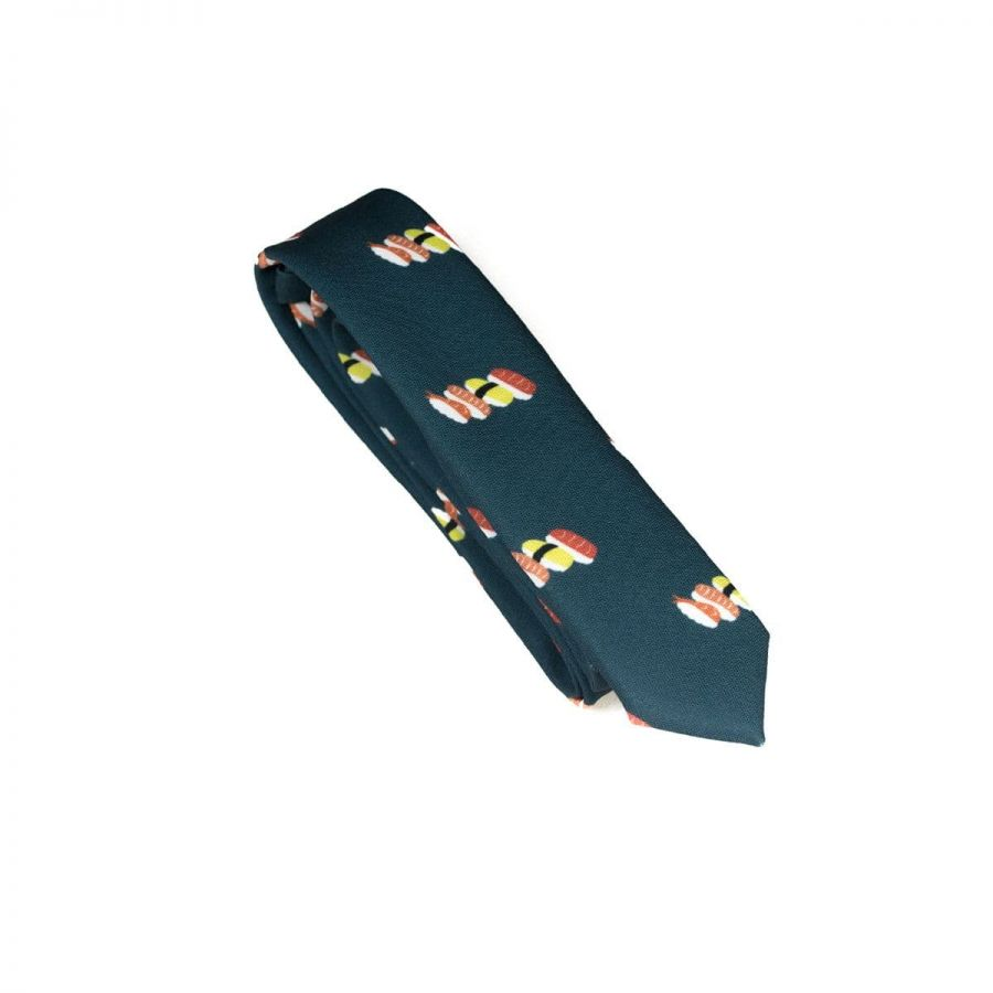 Asian Sushi Necktie