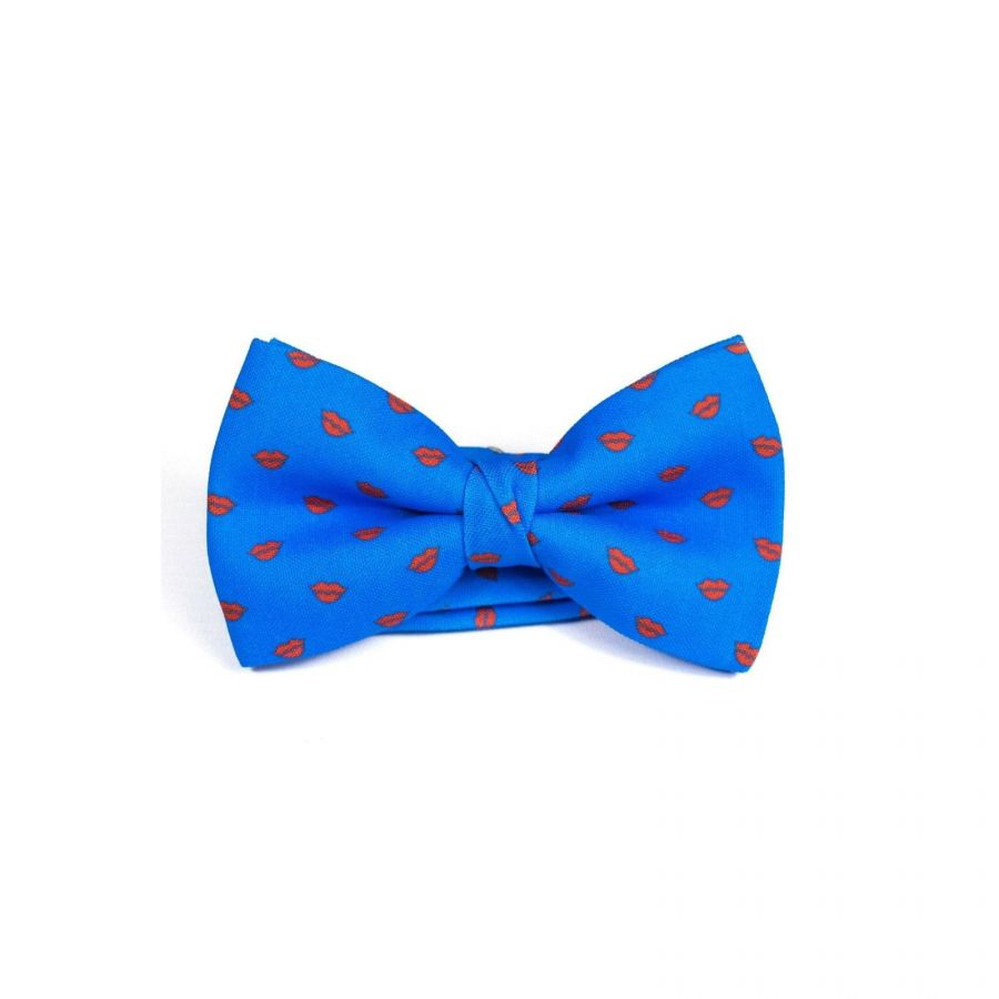 Kisses Classic Bow Tie by Veronica Perona
