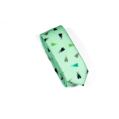 Insect Flies Necktie