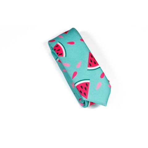 Foodie Watermelon Necktie