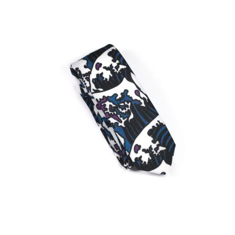 Waves Necktie by Daniel Grao