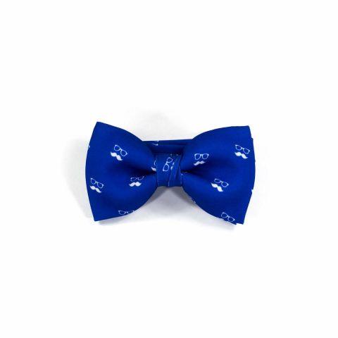 Pajarita Colton Blue