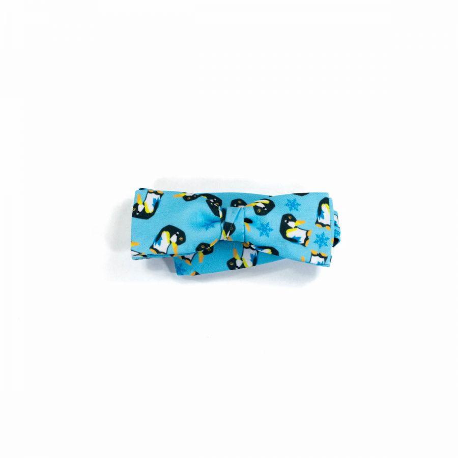 Pingüinos Fiesta unisex Bow Tie