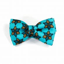 Wild Turtle Gold Classic Bow Tie
