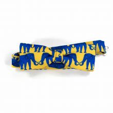 Elephant unisex Bow Tie by Veronica Perona
